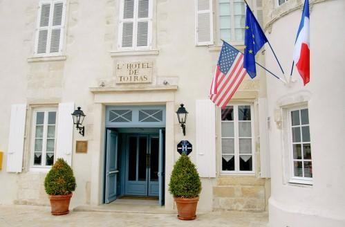 Hotel de Toiras - Extérieur