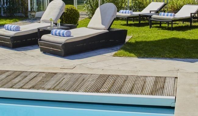 Hotel de Toiras - Pool