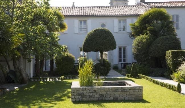 Hotel de Toiras - Garden